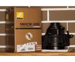 Nikon Nikkor 24mm f/3.5 PC-E Lens