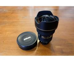 Nikon 14-24mm 2.8G ED Like New