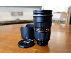 Nikon 24-70mm f/2.8G ED - Like New