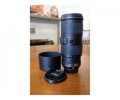 Nikon 70-200mm f/4G ED VR - Like New