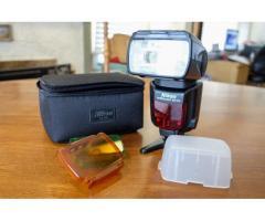 Nikon SB 910 Speedlight - Like New