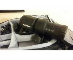 Profoto B1 500 Air Battery-Powered 2-Light Location Kit and Operating System