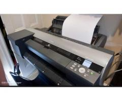 Canon IPF6400 Printer Professional Printer Little use EXTRAS