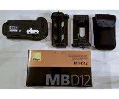 Nikon MB-D12 Battery Grip for D800/ D810