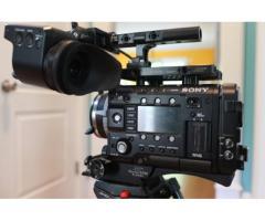 Sony  PMW-F55 CineAlta 4K Digital Cinema Camera Pkg