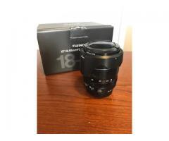 Fujifilm Fujinon XF 18-55mm f/2.8-4 OIS LM R Lens with Fujifilm UV Filter
