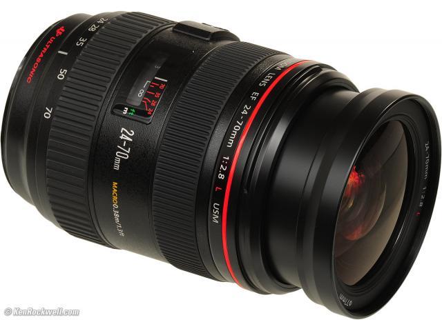 24-70mm 2.8L