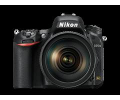 Nikon D750 w/battery grip